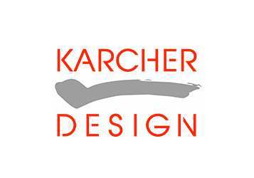 Karcher Design Logo