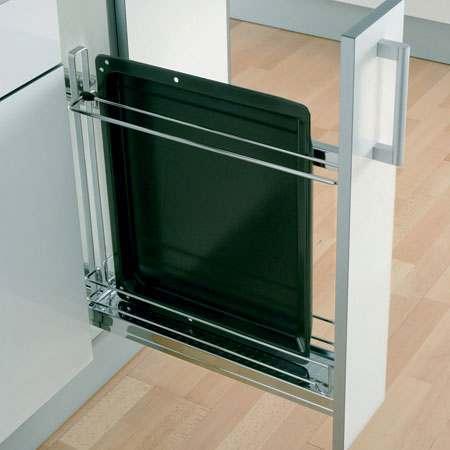 Hafele Storage Basket & Oven Tray Holder