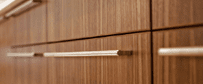 Cupboard door handles